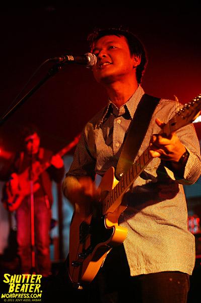Efek Rumah Kaca at A Flava As You Like It Concert