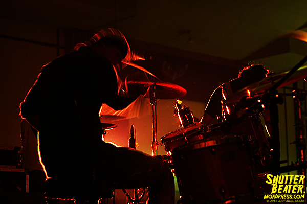 Kelab Baca Trio Angkasa live at Archfest!