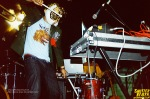 Zeke Khaseli live at Jangan Marah Records Tour 2010