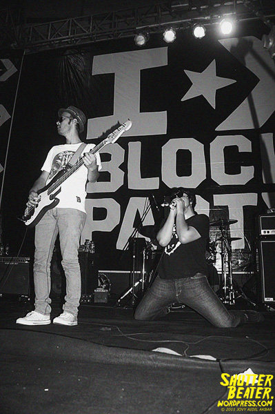 Teenage Death Star Live at Converse Block Party