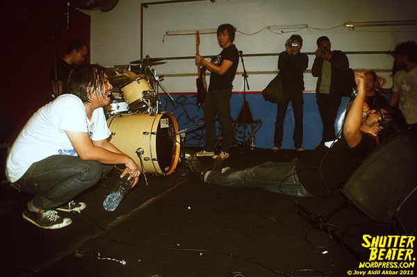 Teenage Death Star at Liga Musik Nasional