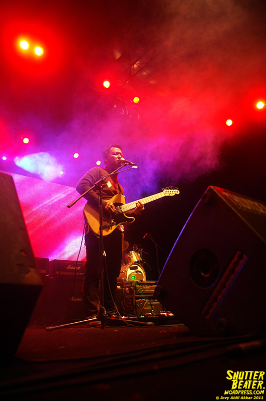Efek Rumah Kaca at Magnum Concert - 5