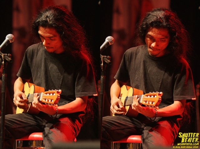 Payung Teduh at 3rd music Gallery-4