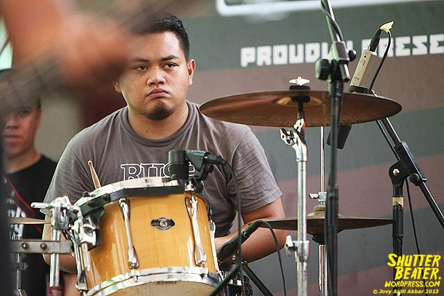 AUMAN at Bandung Berisik 2013-29