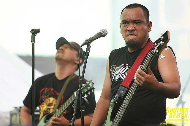 AUMAN at Bandung Berisik 2013-3