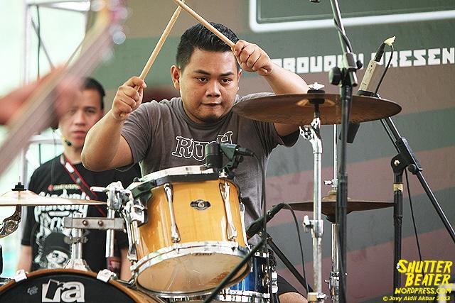 AUMAN at Bandung Berisik 2013-35
