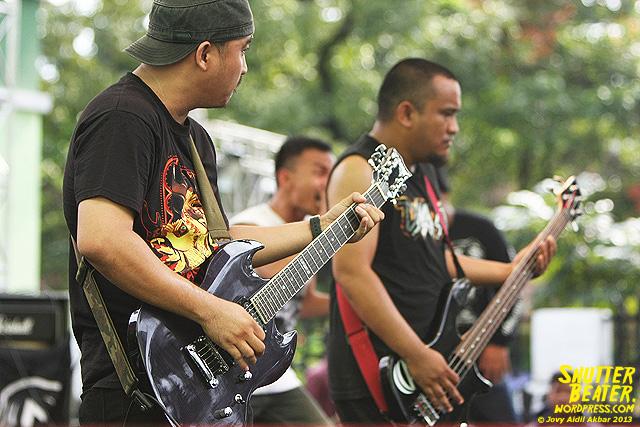 AUMAN at Bandung Berisik 2013-40