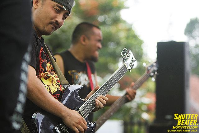 AUMAN at Bandung Berisik 2013-41