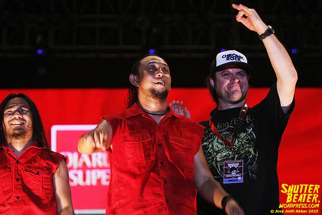 Burgerkill at Bandung Berisik 2013-38