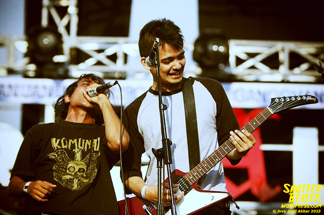 KOMUNAL at Road to Soundrenaline 2013-11
