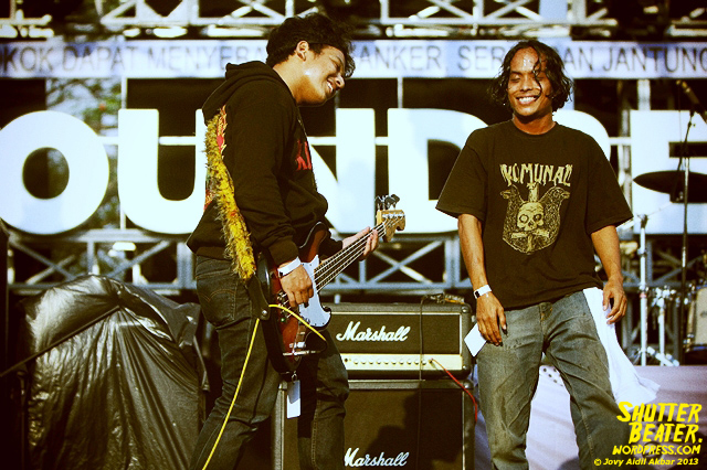 KOMUNAL at Road to Soundrenaline 2013-17
