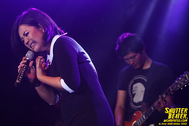 Sarasvati at Friday Joy-19