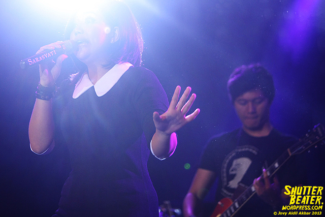 Sarasvati at Friday Joy-22