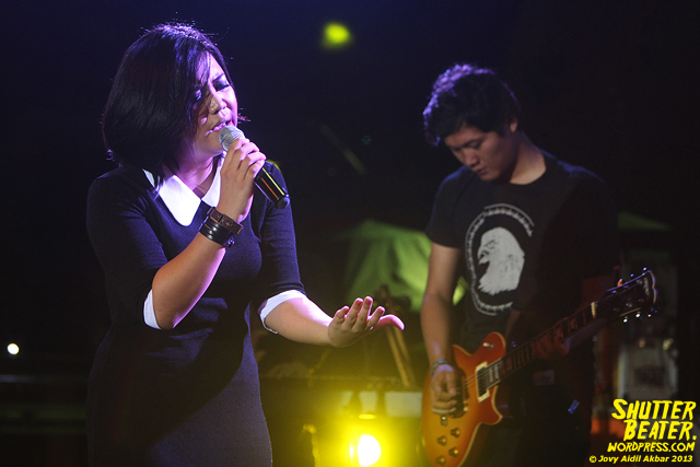 Sarasvati at Friday Joy-43