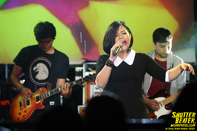 Sarasvati at Friday Joy-49