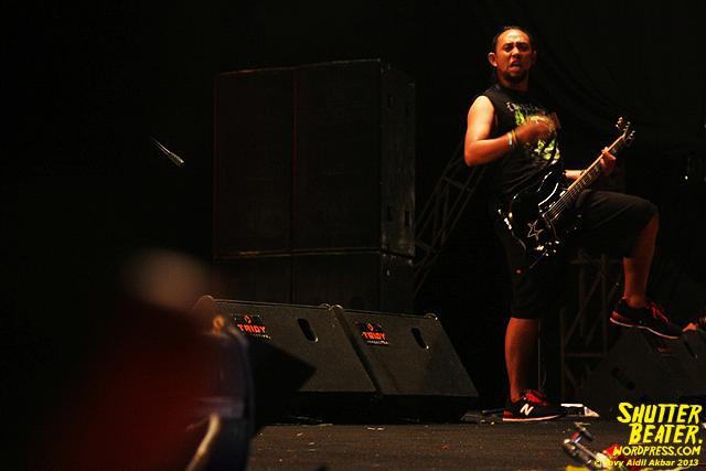 Seringai at Bandung Berisik 2013-22