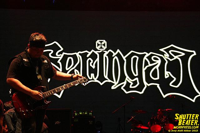 Seringai at Bandung Berisik 2013-25