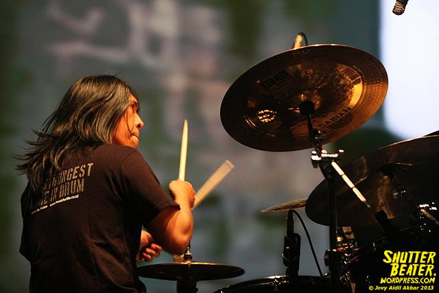 Seringai at Bandung Berisik 2013-27