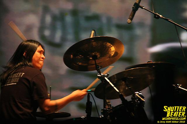 Seringai at Bandung Berisik 2013-29