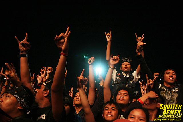 Seringai at Bandung Berisik 2013-38