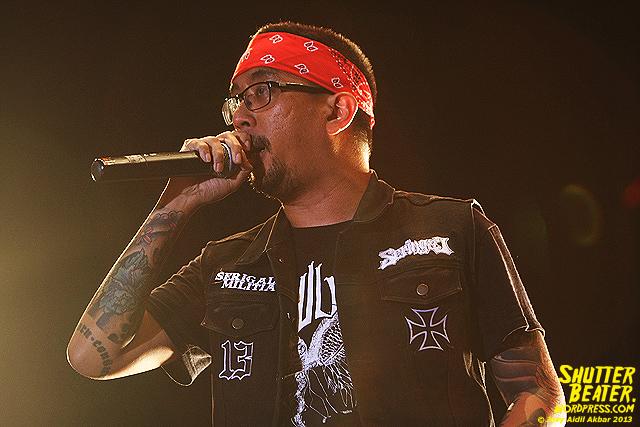 Seringai at Bandung Berisik 2013-9