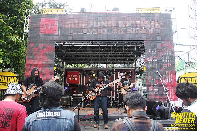 Sigmun at Bandung Berisik 2013-10