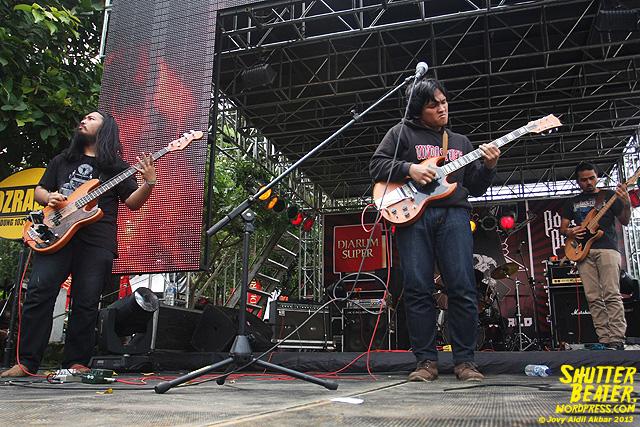 Sigmun at Bandung Berisik 2013-11