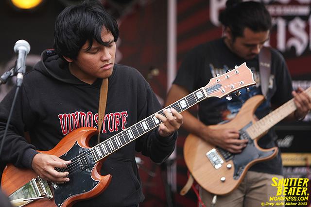 Sigmun at Bandung Berisik 2013-12