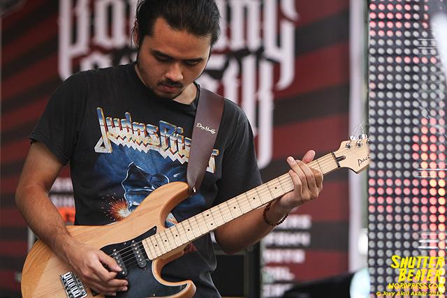 Sigmun at Bandung Berisik 2013-13
