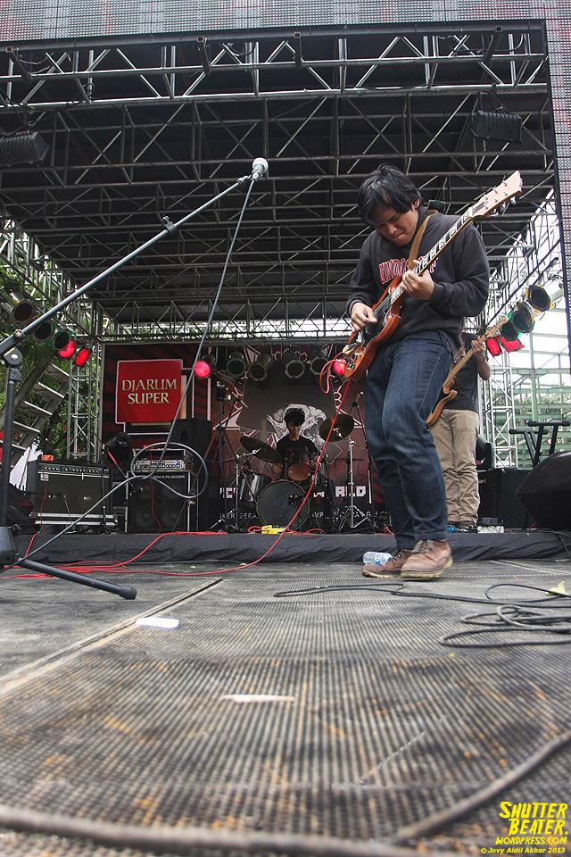 Sigmun at Bandung Berisik 2013-14