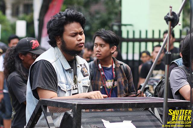 Sigmun at Bandung Berisik 2013-15