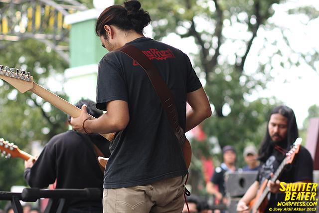 Sigmun at Bandung Berisik 2013-16