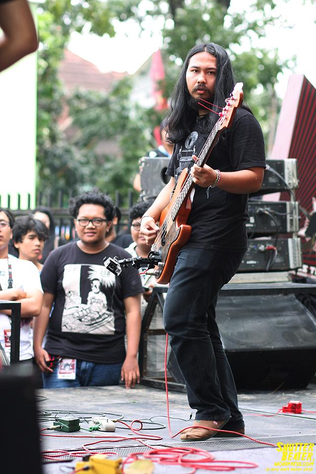 Sigmun at Bandung Berisik 2013-19
