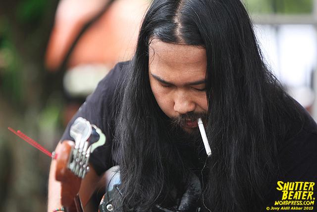 Sigmun at Bandung Berisik 2013-2