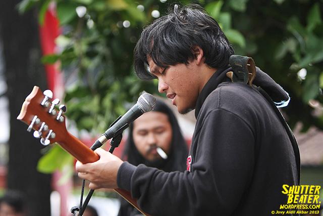 Sigmun at Bandung Berisik 2013-27