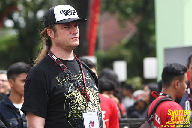 Sigmun at Bandung Berisik 2013-29