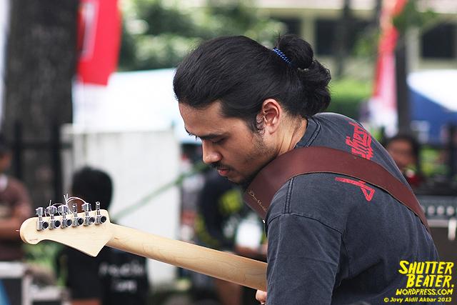 Sigmun at Bandung Berisik 2013-3