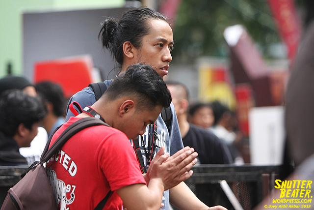 Sigmun at Bandung Berisik 2013-30