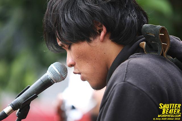 Sigmun at Bandung Berisik 2013-33