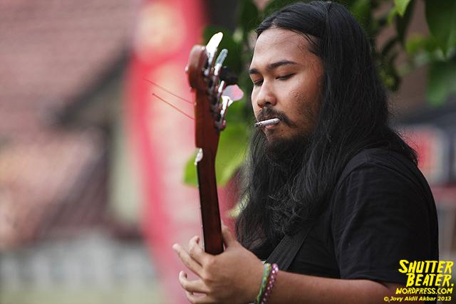 Sigmun at Bandung Berisik 2013-38