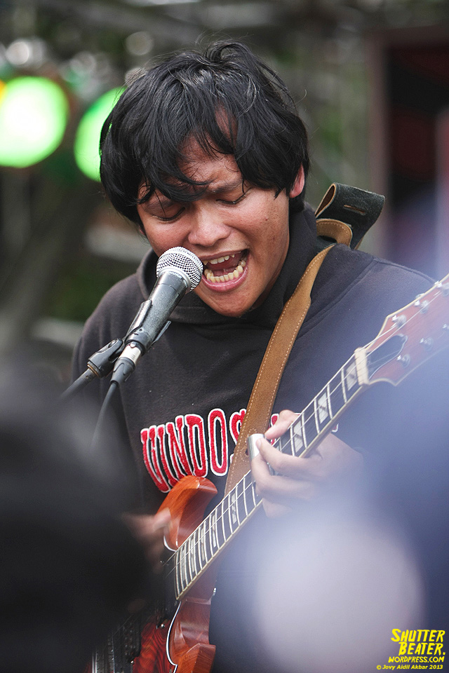 Sigmun at Bandung Berisik 2013-39