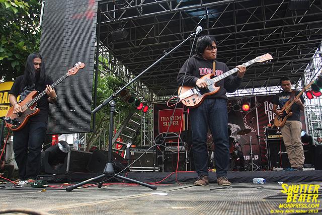Sigmun at Bandung Berisik 2013-5