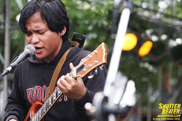Sigmun at Bandung Berisik 2013-6