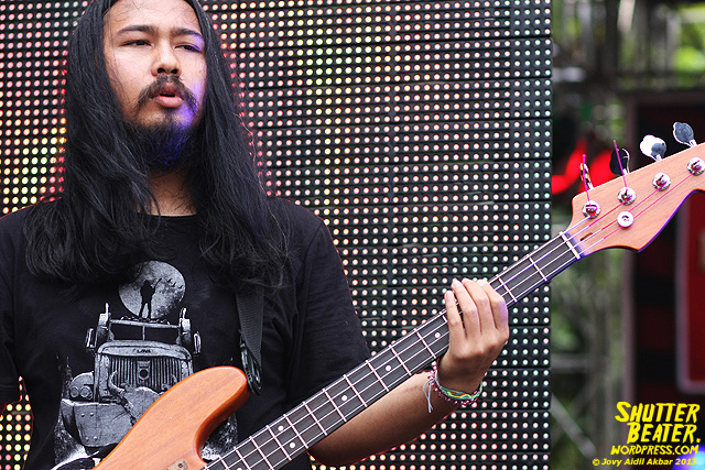 Sigmun at Bandung Berisik 2013-8