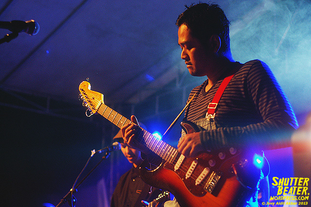 SORE at festival Arsitektur Parahyangan 2013-2