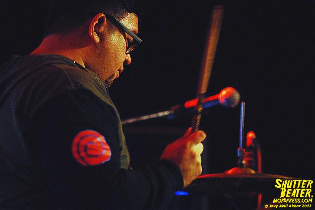 SORE at festival Arsitektur Parahyangan 2013-4