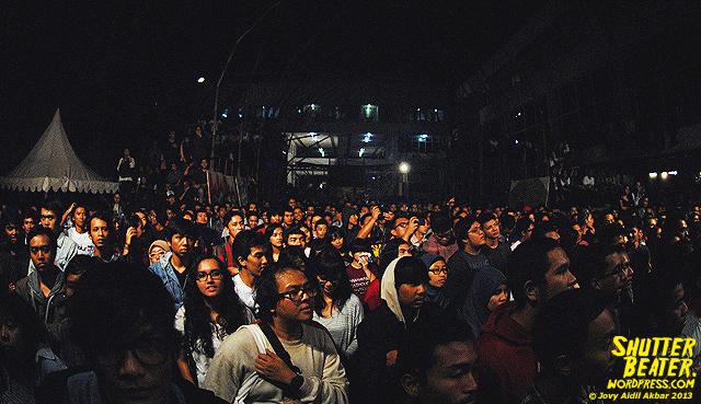 SORE at festival Arsitektur Parahyangan 2013-47