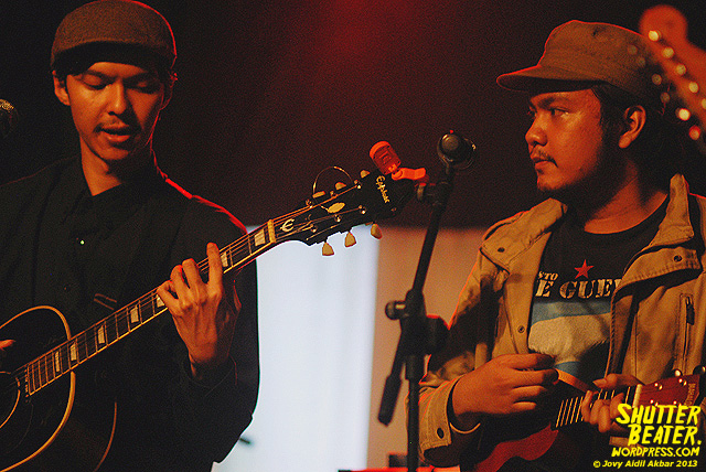 SORE at festival Arsitektur Parahyangan 2013-8