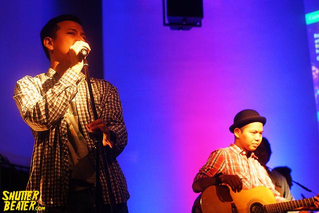 Ballads of the Cliche at Sounds of Saturday Atamerica-10