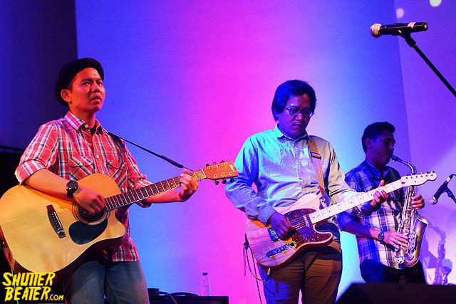 Ballads of the Cliche at Sounds of Saturday Atamerica-39